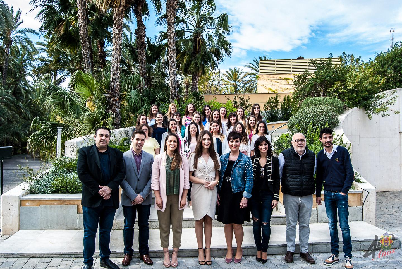 Desayuno Candidatas Mayores (2018)
