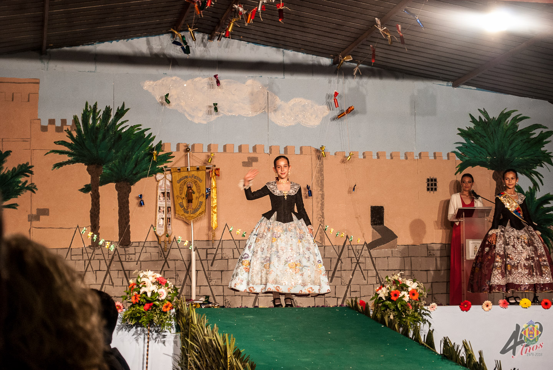 Imposición C.F. San Isidro Labrador - Algorós Derramador (2018)