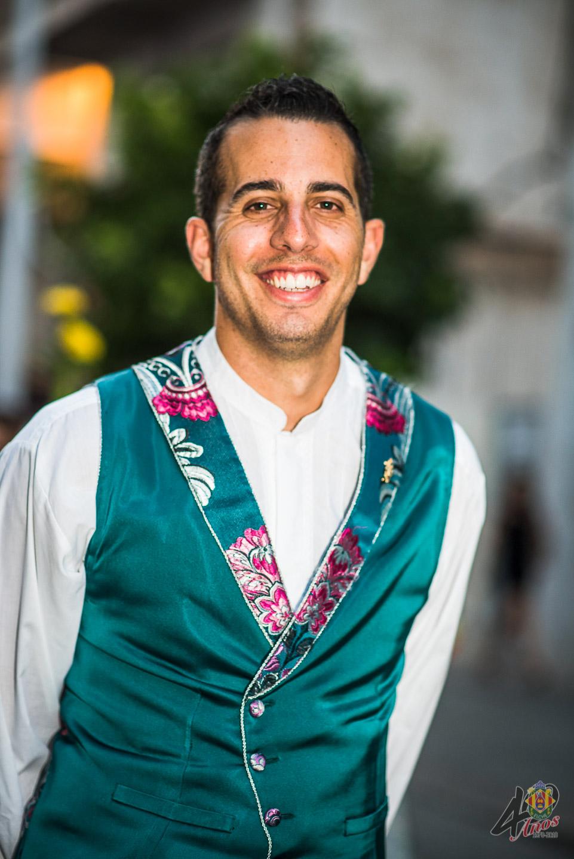 Manuel Miralles Granados (Delegado de Formación)
