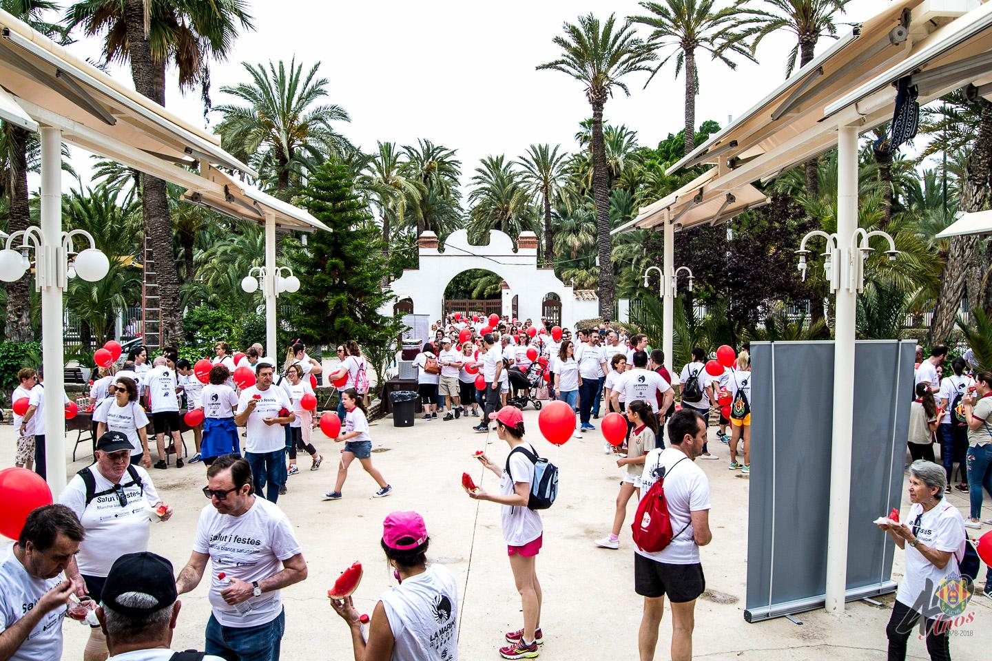 Marcha Blanca Solidaria