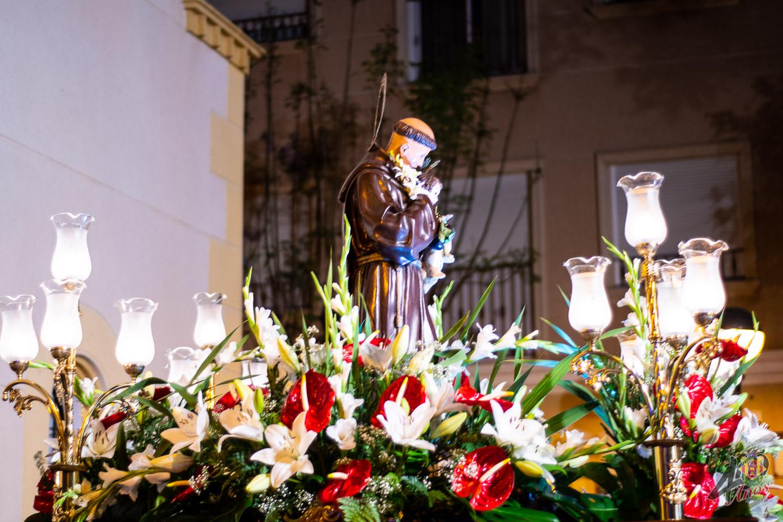 Procesión San Antonio de Padua