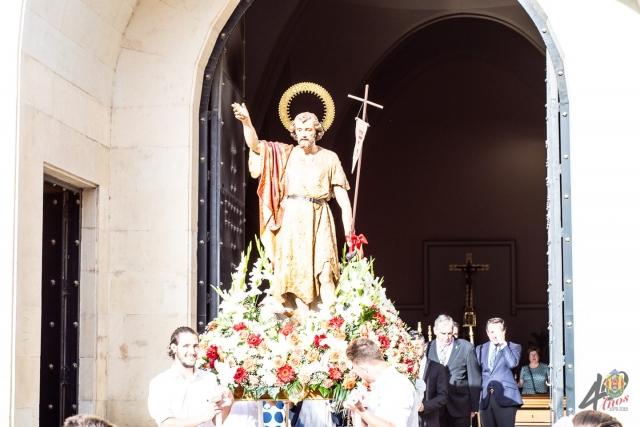 Procesión San Juan Bautista