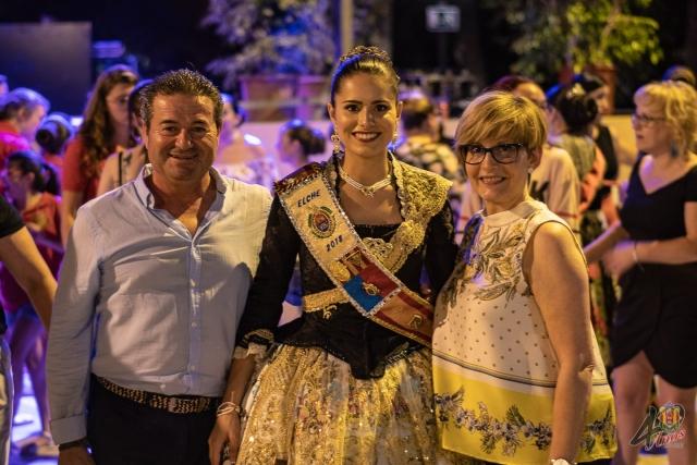 Fiesta Proclamación Reinas y Damas de las Fiestas de Elche 2018