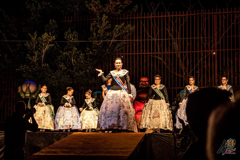 Imposición C.F. Virgen del Carmen - Matola