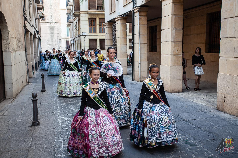 Proclamación Reinas y Damas de las Fiestas de Elche 2018