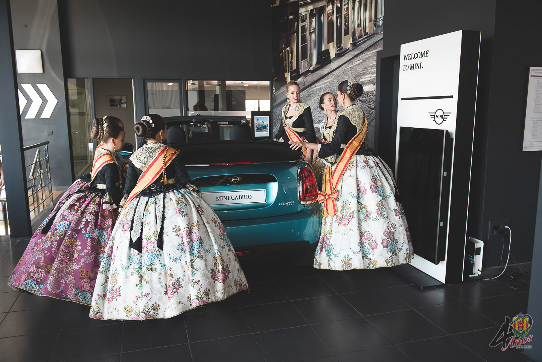 Entrega BMW - Coches Oficiales de las Reinas y Damas de las Fiestas de Elche