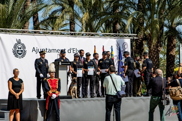 Acto Patrón Policía Local