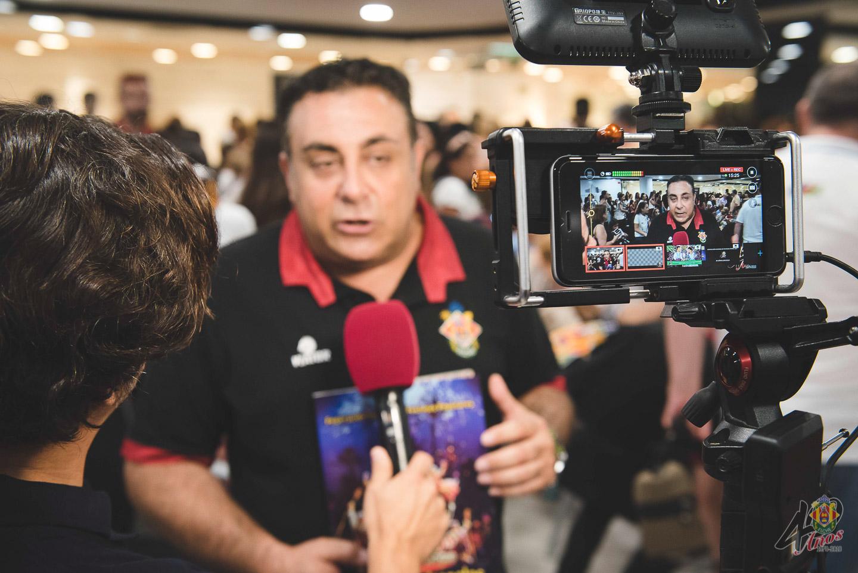 Presentación Revista 40 Aniversario y Fiesta del Agua Infantil