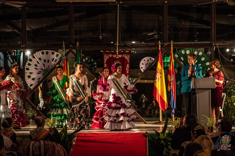 Imposición y Coronación Casa Andalucía