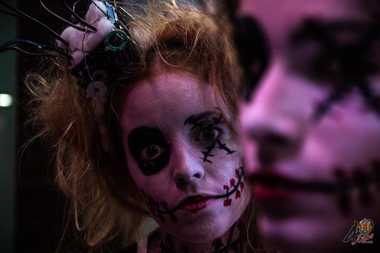 Convivencia Reinas y Damas Mayores – Halloween