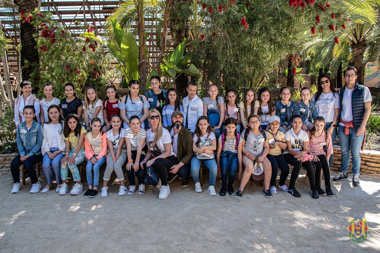 Galería Convivencia Candidatas Infantiles 2019
