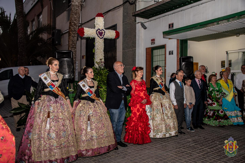 Bendición Cruces de Mayo – Casa Andalucía
