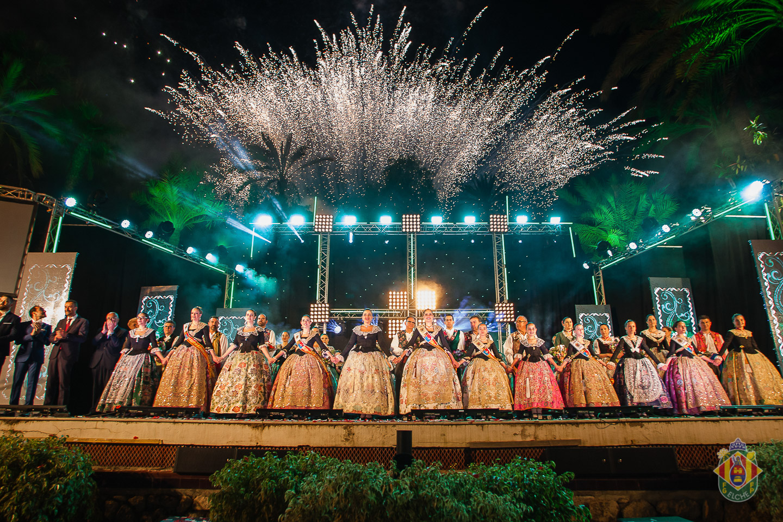 Galería Elección Reinas y Damas de las Fiestas de Elche 2019