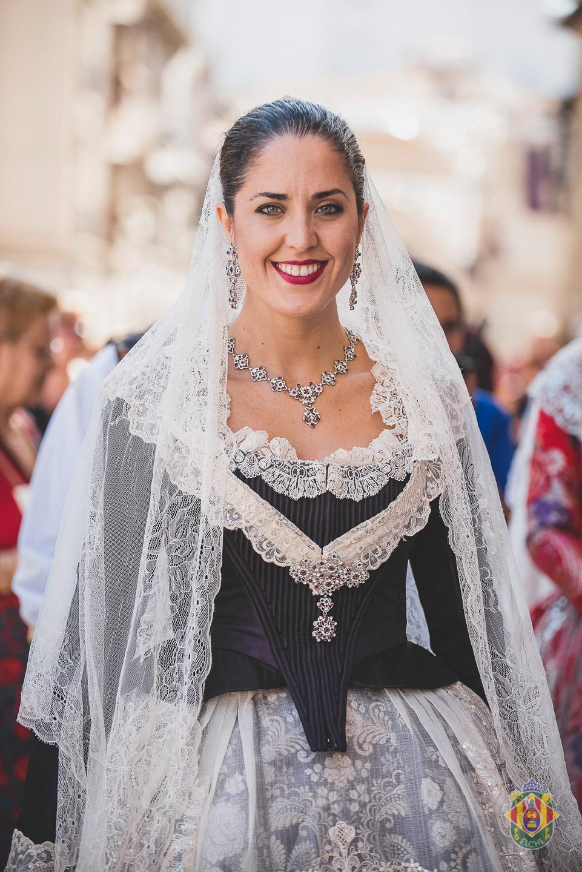 Caridad Martínez Sánchez (Delegada de Reinas)
