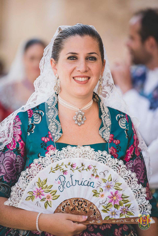 Patricia Cerdán Cerdán (Delegada de Organización)