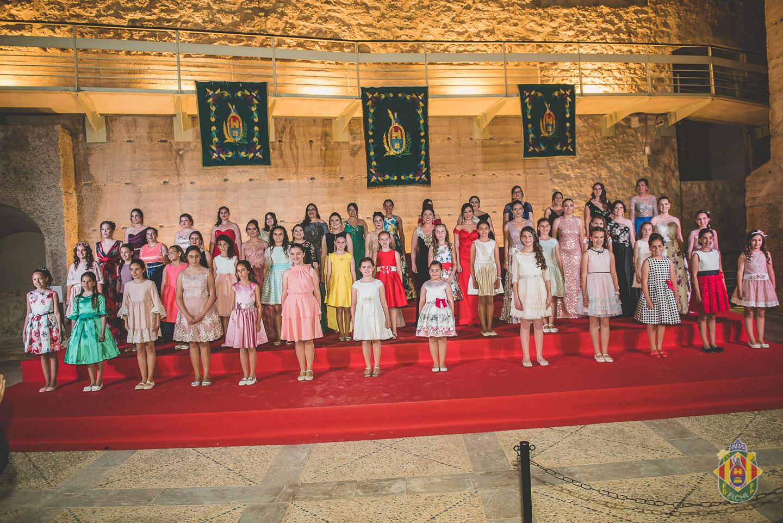 Galería Desfile Candidatas Reinas y Damas de las Fiestas Patronales 2019