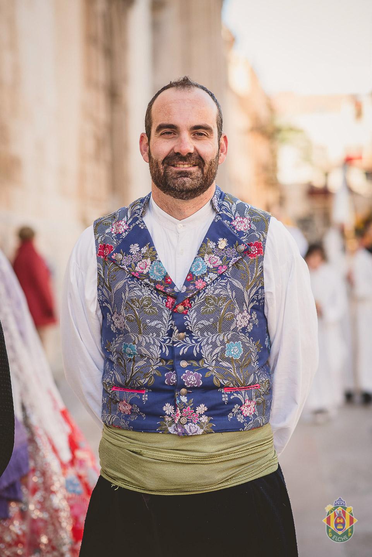 David Navarro Ceballos (Vicesecretario y Protocolo)