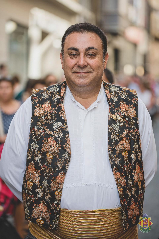 Fernando Jaén Vázquez (Presidente)