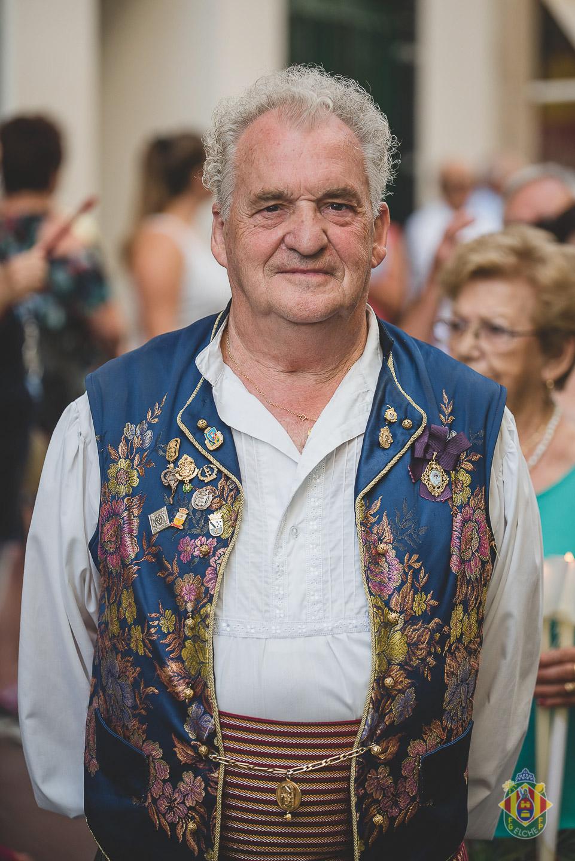 Isidro Caballero Sotoca (Vicepresidente)